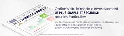 optionweb trading
